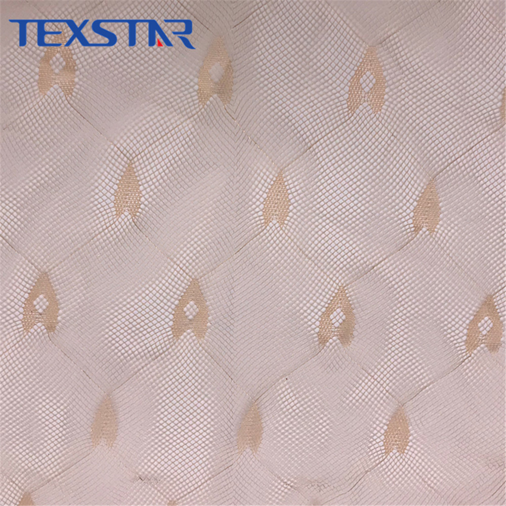 Polyester Jacquard Mesh Mosquito Net 100% Polyester Mosquito Net Fabric,net Fabric Plain Dyed OEKO-TEX STANDARD 100 Knitted Warp