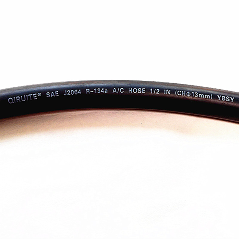 Air Condition Chinese manufacturer Hose R134A SAE J2064 Type C Type E Air Widen Wall 5/8 inch