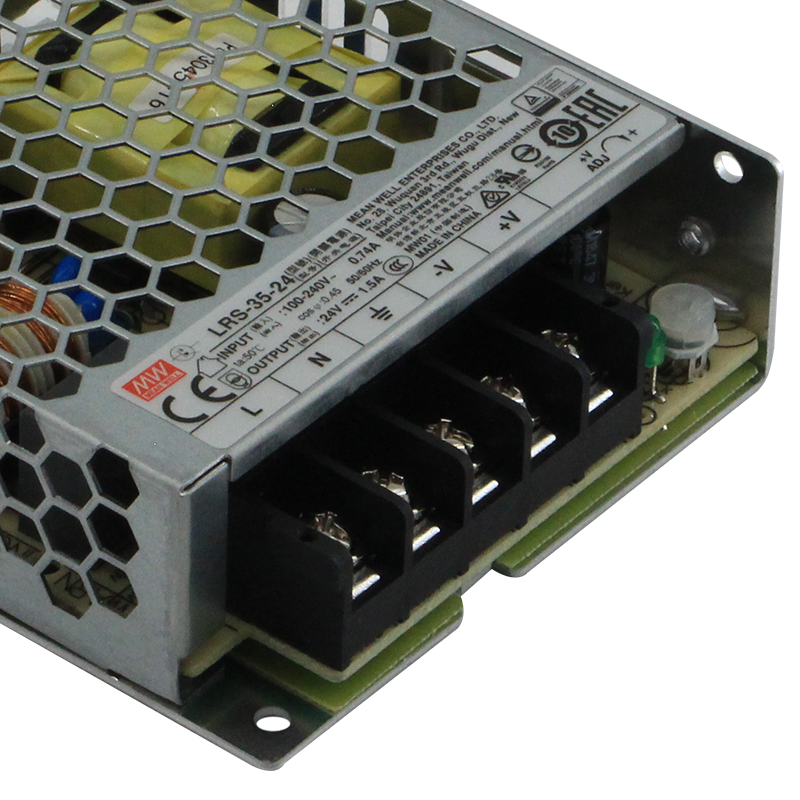Mean Well LRS-35-24 24Vdc 24V 1.5A Smps 220v smps 24v mining psu mean well ac to dc power supply