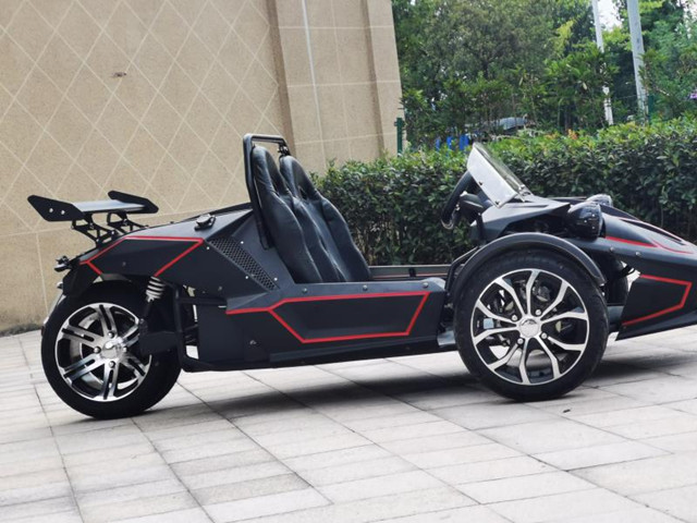 New Made In China Hot ZTR Car With Three wheels With Competitive Price For Sales