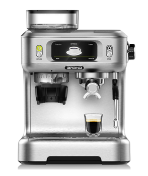 20bar 1500w automatic coffee machine with grinder touch screen espresso coffee machine built in grinder espresso coffee machine