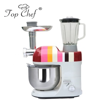 All in one food mixer 1300W multifunction stand mixer