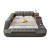 1.8*2m bed + coconut palm mattress