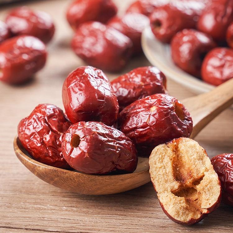 Сыпучие данные, органический ломтик фруктов без камней, средство для удаления орехов и семян ююбе, оптовая продажа, китайские закуски, сушеные красные даты