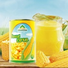 Yellow Corn Iso9001 Quality Ensure China Food Yellow Sweet Corn Canned With Factory Price