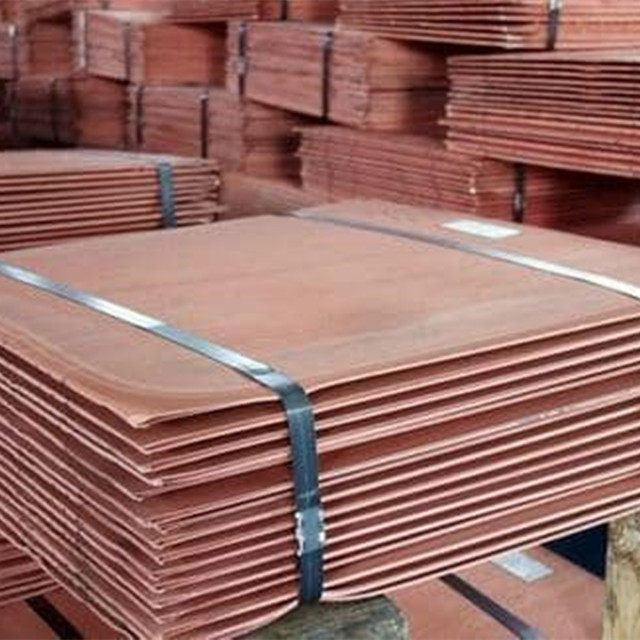 Copper Cathode Pure 99.99% Factory Price Cathode Copper