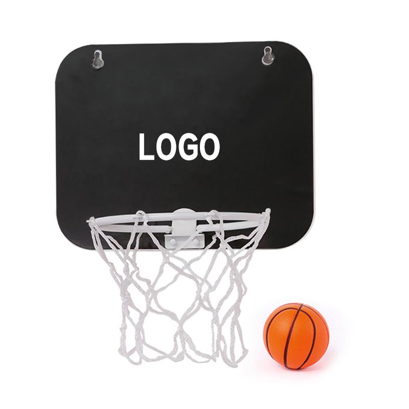 Oempromo Пользовательские настенные присоски для помещений детская Корзина мяч тренировочная игрушка мини баскетбольный обруч