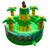 Factory wholesale inflatable sport games kids inflatable rock climbing monkey inflatable climbing wall for fun