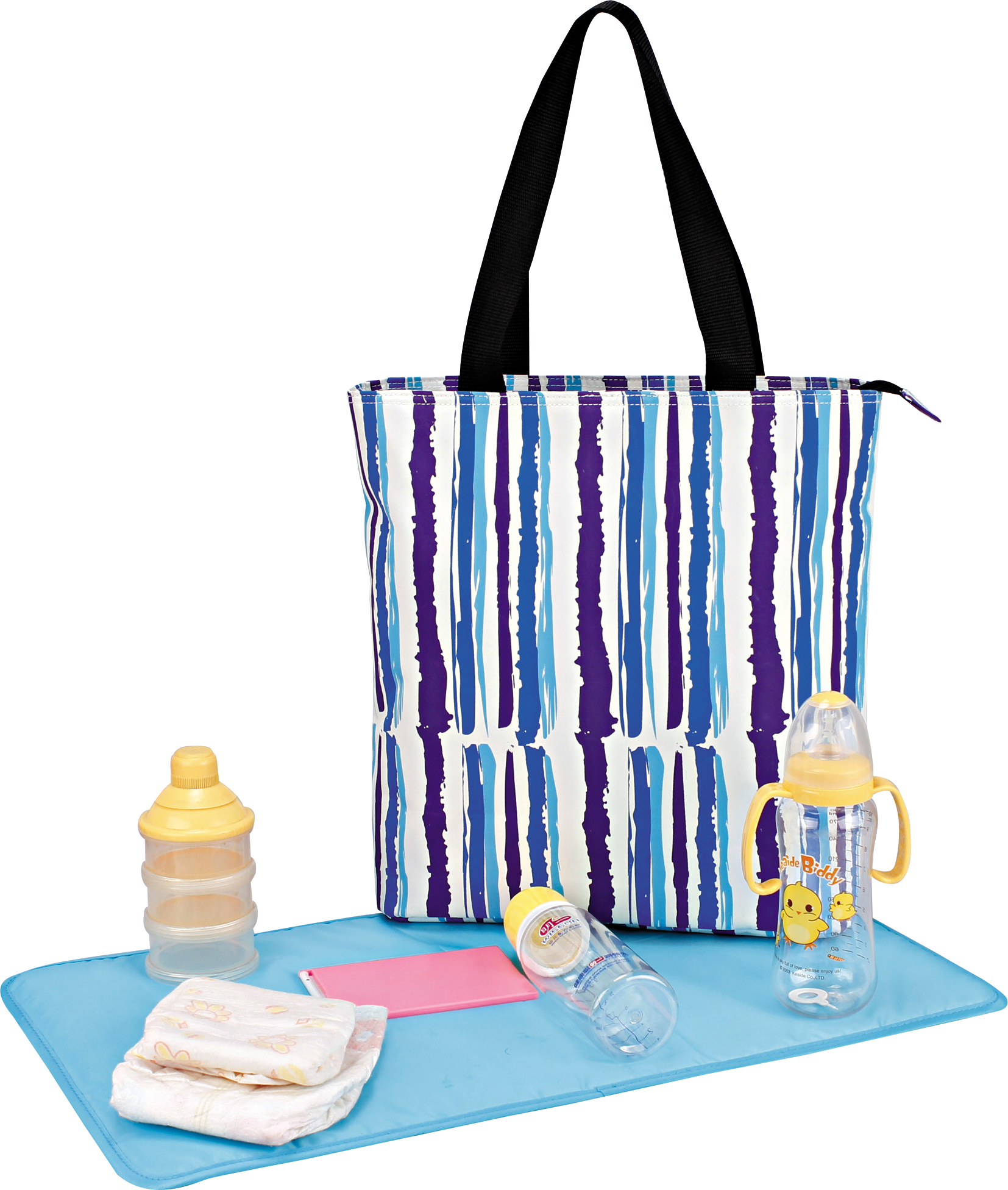 Elegant Park Mom Gifts Bag Portable  Beach Bag Mothers Day Gifts for Mom Tote Bag Birthday Christmas Baby Shower Gifts