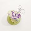 24-green butterfly