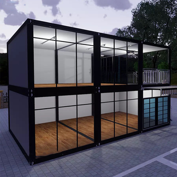 Prefabbric Build Your Own High Cube 40 Foot Shipping Living Ready 40ft Luxury Mini Container House