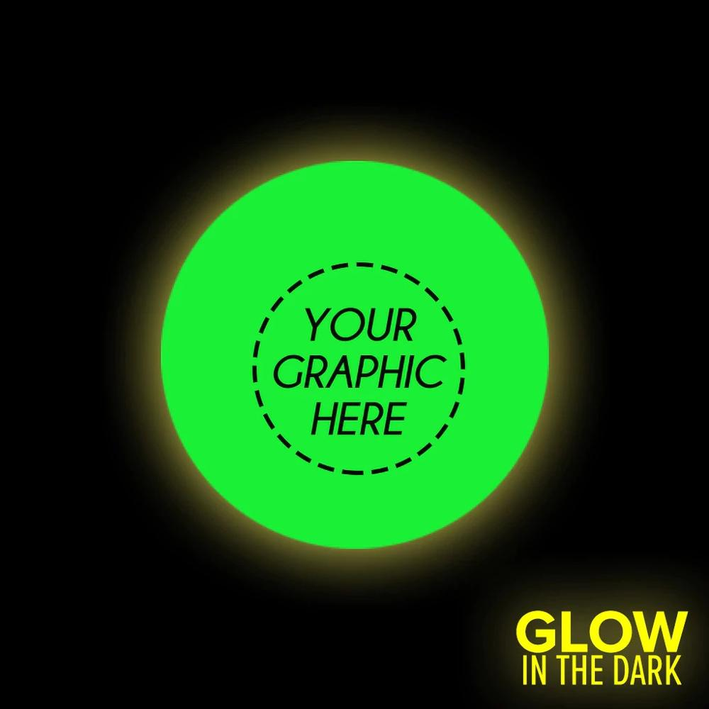 Glowing in the Dark Beer Pong Game Custom Plastic Ping Pong Ball