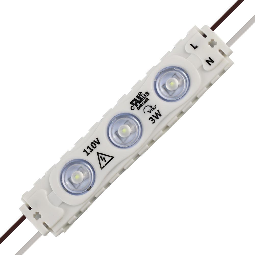 AC110V 220V SMD 2835 ABS + PCB led module 3 watts