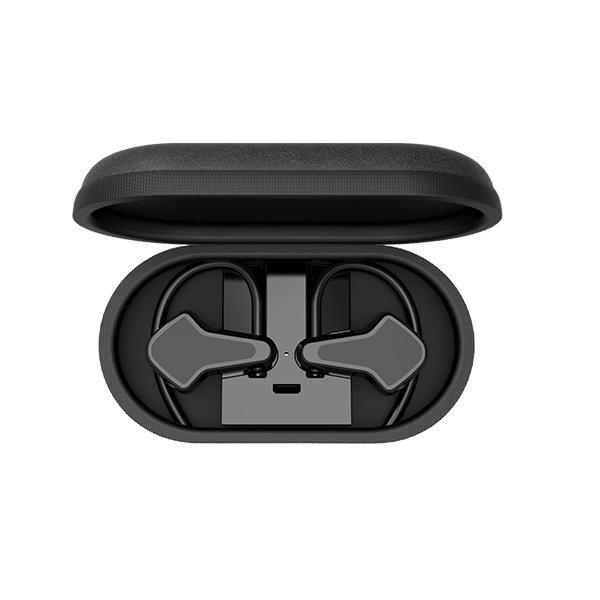 TWS ipx5 waterproof Sport headphone bluetooths 5.0 true wireless earphones earhook TWS earbuds with Charging Case Headset - idealBuds Earphone | idealBuds.net