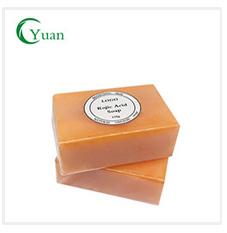 private label Natural organic skin whitening papaya kojic acid soap