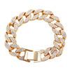 Gold 20cm Bracelet