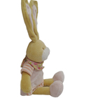 3d Face Doll Toy Rabbit 3d Face Plush Doll Stuffed Rabbit Doll With Skirt