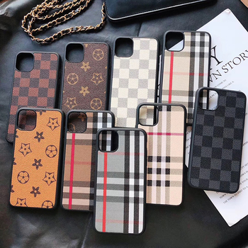 Luxury British style classic plaid pattern iphone case for Iphone 12 Pro Max,12 Pro, Iphone 12