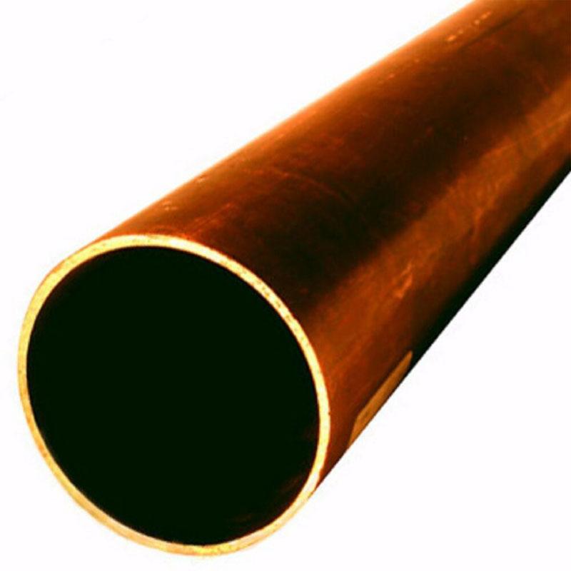1/4 5/8 Inch Type K L M Medical Copper Pipe Air Conditioner Copper Pancake Coil Copper Tube