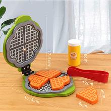 Детские деревянные игровые наборы, имитация тостеров, Кофеварка, блендер, набор для выпечки, игра, кухня, ролевые развивающие игрушки(Китай)