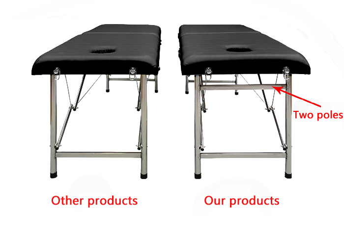 High quality Beauty salon massage bed cheap home massage table