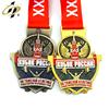 Weightlifting medal