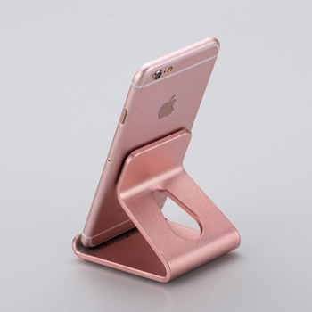 For iphone& ipad tablet stand desktop flexible alloy hand cell phone stand phone holder,lazy bed desktop mobile phone holder