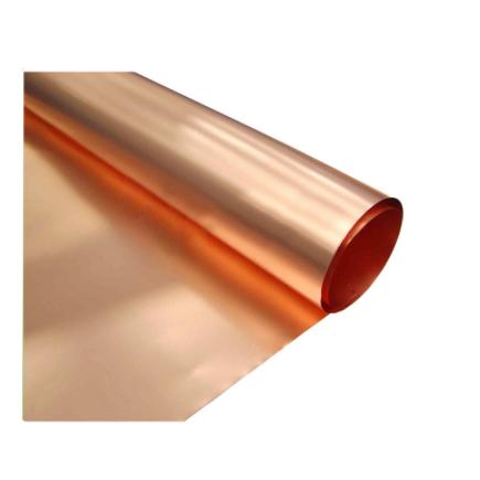 Медная фольга 9um-15um, медь Фольга для литиевых батарей, сырье, литий-ионный элемент, анодный материал
