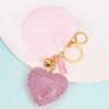 05-Pink peache heart