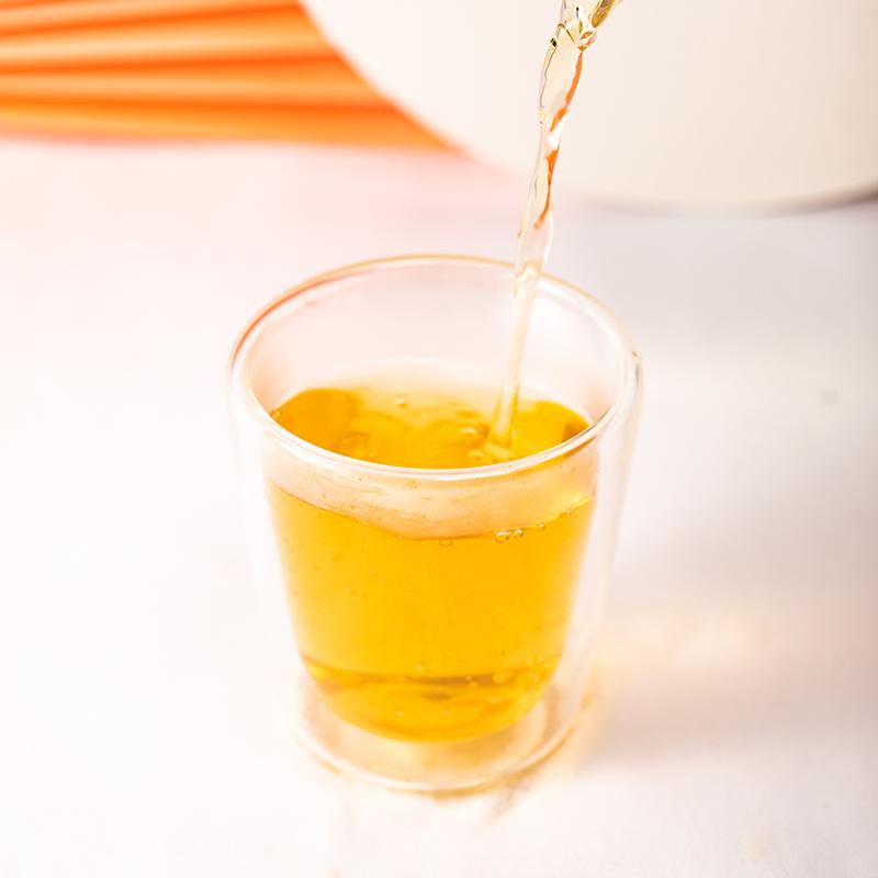 OEM Organic Fragrance Moonlight Fresh Leaves Golden Cans Lemon White Tea - 4uTea | 4uTea.com