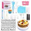 106pcs cake turntable set