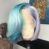 인간의 머리카락 밥 가발