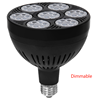 Hitam (Dimmable)
