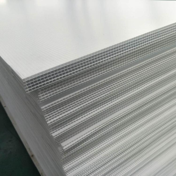 4x8 coroplast лист 4 'x 8' гофрированный пластиковый лист 8 футов x 4 футов листы correx