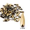 15# 2*6mm Drop Gold