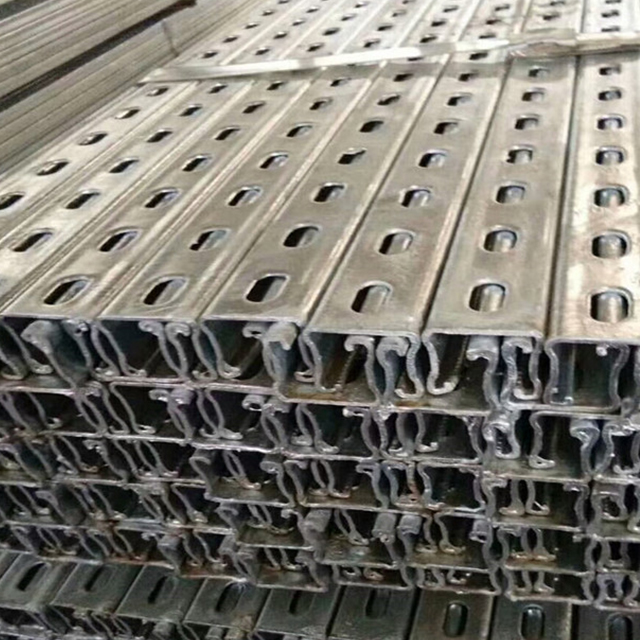 Hot Selling Galvanized Channel Rolling Steel C Profile Color With Low Price