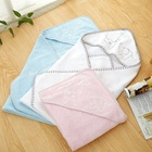 Babe Babe After Shower Towel Blanket Luxuriously Soft Hooded Cozy Bed Blanket