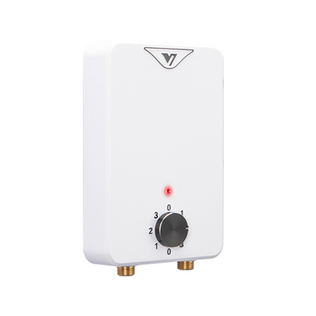 220v-240v global patent High efficiency 3600w / 4500w / 5300w electric tankless instant water heater geyser undersink