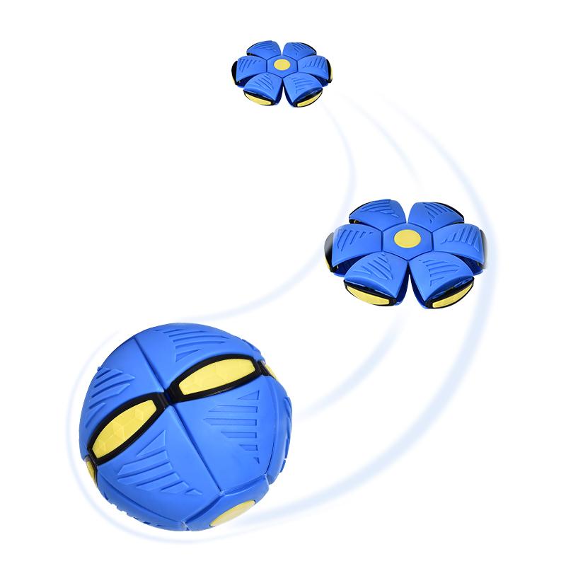18 см летающее блюдце НЛО прыгающий плоский волшебный шар Phlat летающее блюдце шары волшебный вентиляционный шар автоматическое восстановление круга