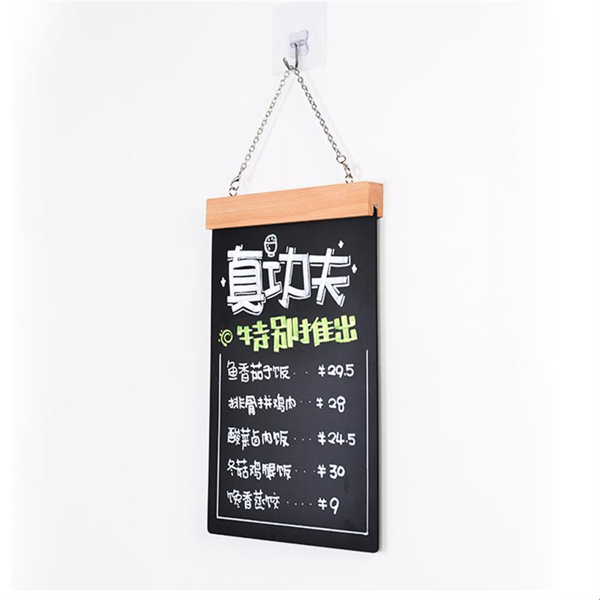 Table Advertising Display Chalkboard Sign Bar Restaurant Menu Blackboard With Oem Service - Yola WhiteBoard | szyola.net