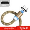 Tipe C kabel --- Emas