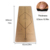 70in Cork yoga mat natural rubber yoga mat Gymnastic Sport Health Fitness shaping Exercise Pad yoga mat