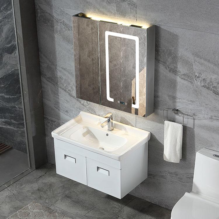 Retail Price Stainless Steel Smart Three Door Bathroom Mirror Cabinet Buy Smart Three Door Bathroom Mirror Cabinet Led Wall Bathroom Mirror Cabinet Bathroom Mirror Medicine Cabinet Product On Alibaba Com