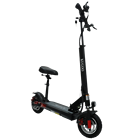 "Electric Scooter 500w Best Gift For Adults KUGOO KIRIN M4 PRO Folding Electric Scooter 2021 Upgraded 16AH 10"" Off-road Tires 500W Motor FCC ROHS CE"