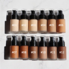 Colors No Logo 12 Colors Makeup Private Label Liquid Foundation Full Coverage Foundation Wholesales