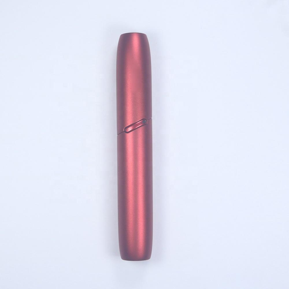 Заводская крышка из алюминиевого сплава, цветная крышка, полная крышка, замена для использования с аксессуарами для кнопок IQOS 3,0 duo
