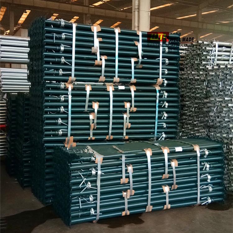 Регулируемые строительные стальные строительные леса