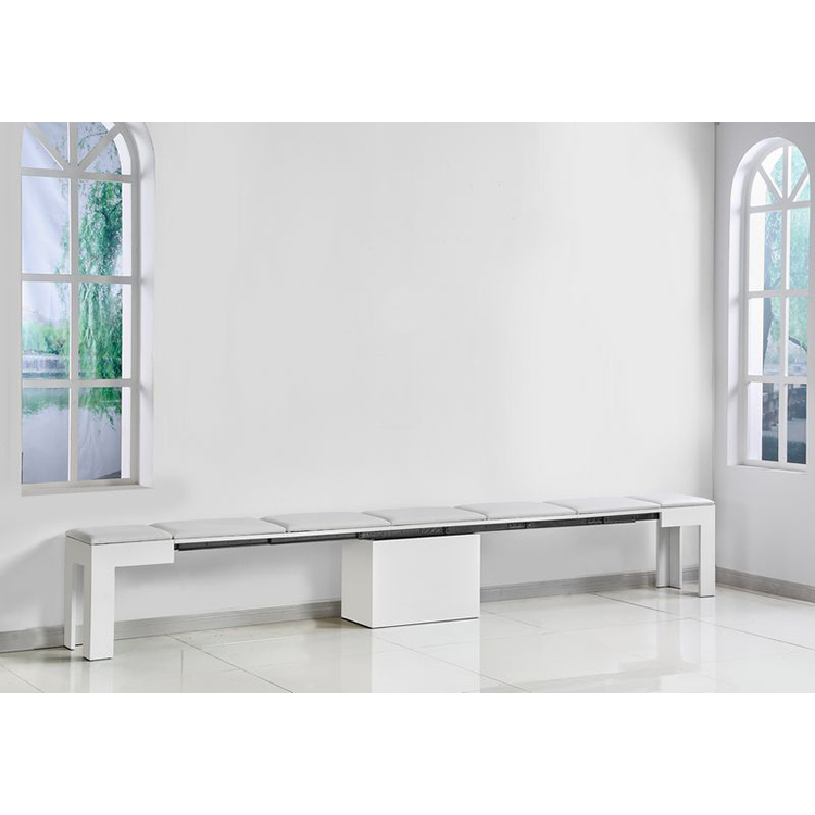 luxury piano bench cushion velvet soft upholstered cushion bed end bench kitchen extendable living room bench