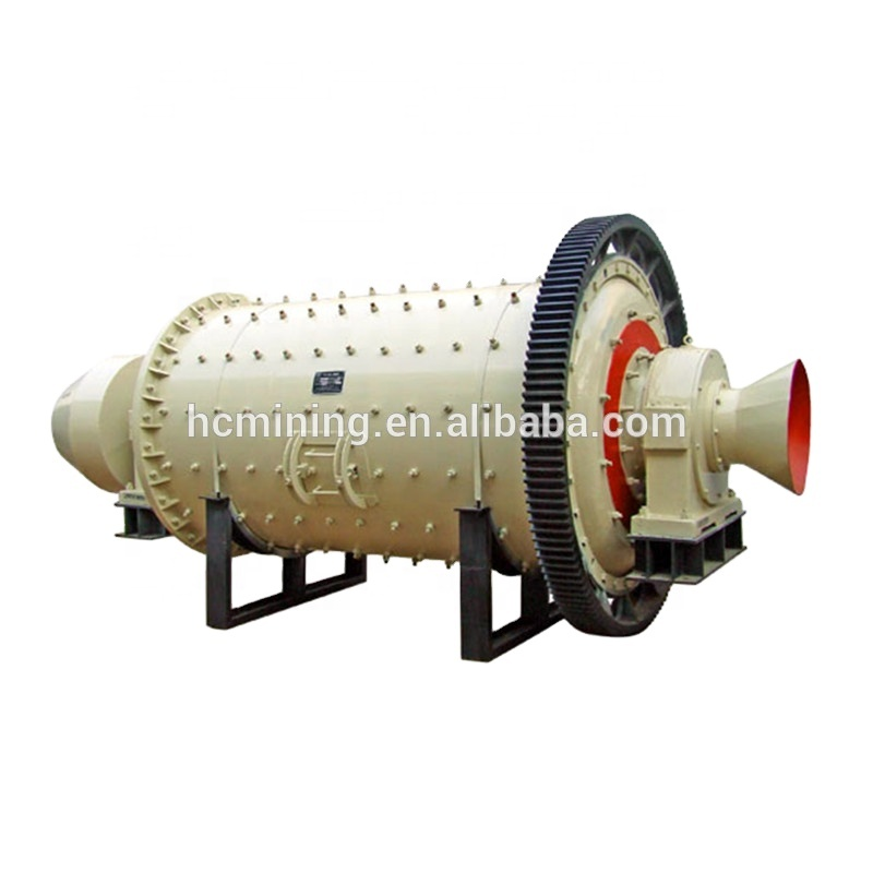 Mineral Processing Copper Lead Zinc Ore With Various Capacity Copper Ore Processing Equipment Ball Mill