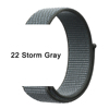 22 Storm Gray